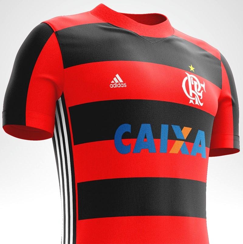 cff028c9f02de Designer cria novos modelos de uniforme para o Flamengo. Confira ...