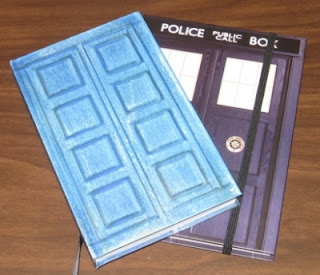 Dr Who journals!!!