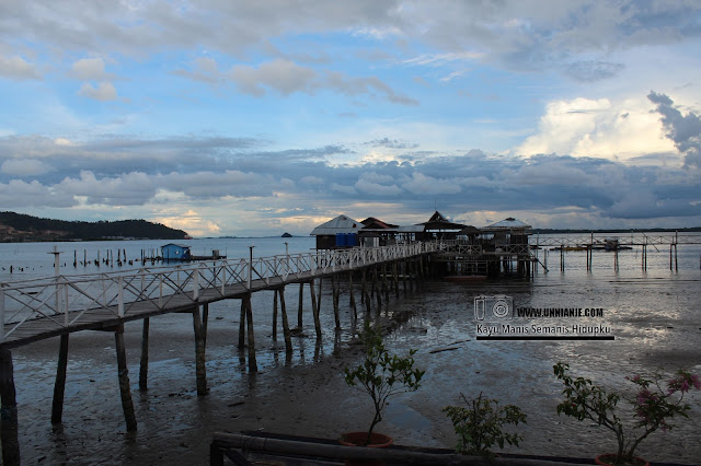 Jeti Kg Bambangan Sandakan Tempat Menarik Di Sabah