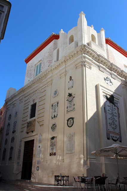 Oratorio de San Felipe Neri en Cádiz