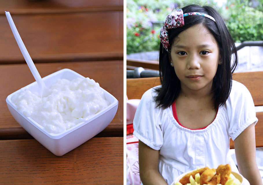 Milchreis playmobil food