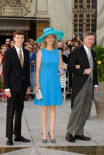 Wedding of Prince Felix and Claire Lademacher - Guests