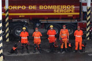 Corpo de Bombeiros de Sergipe atuará na localização de vítimas em Brumadinho