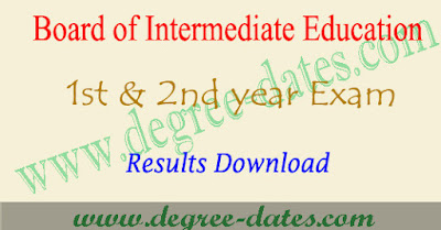 2017 www.Inter results.com ap eenadu sakshi 1st 2nd year result released