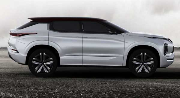 Next-gen Mitsubishi concept hybrid tech gets 2016 Paris auto show