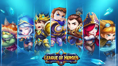 League of heroes for android