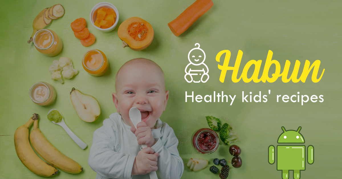 'Habun' Sinhala Cooking app specially provides food and beverage recipes of babies, toddlers and kids with step by step guidance with pictures. It gives you a very simple & easy way  of finding healthy & yummy recipes with very nutritious ingredients for your loving kids.
