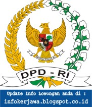 Lowongan Kerja DPD RI