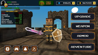 Pixel F Blade Apk Mod Android Download Free Shopping