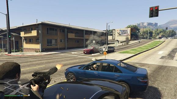 Grand Theft Auto V (USA+EUR) + DLC PS3 ISO Screenshots #2
