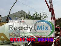 HARGA BETON COR | READY MIX DEPOK MURAH
