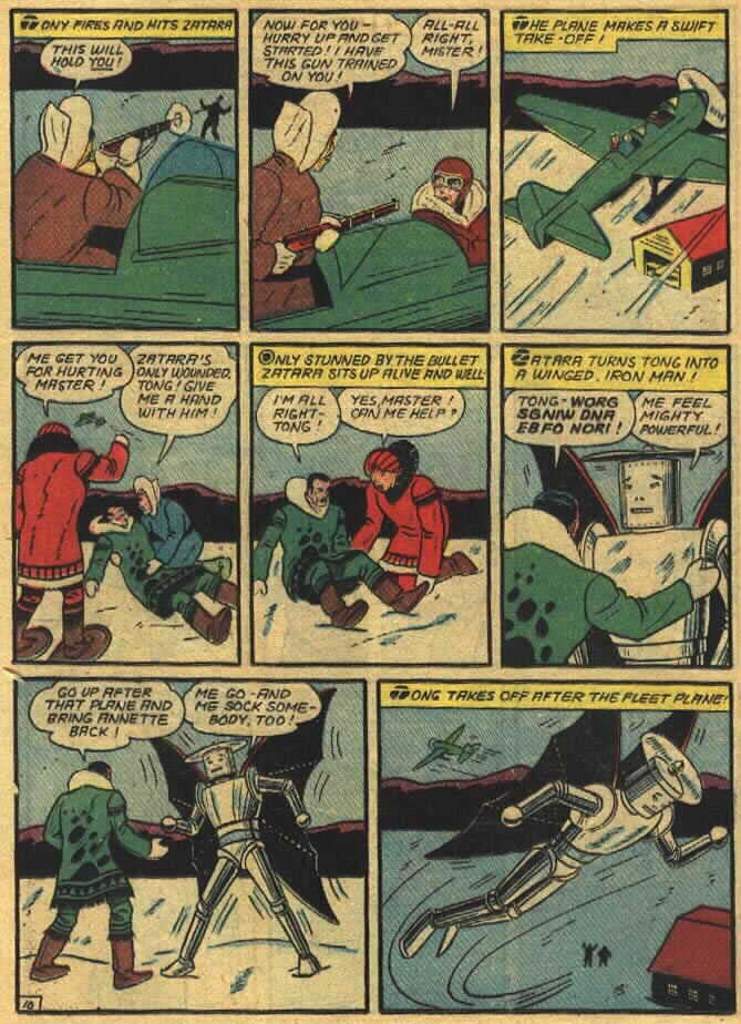 Read online Action Comics (1938) comic -  Issue #26 - 63