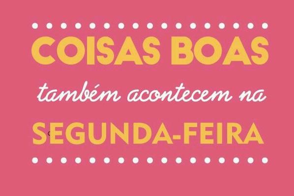 Zoeira Discreta #comédia: Boa Segunda-feira #feliz