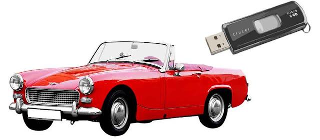 Format Flashdisk Untuk Tape Mobil