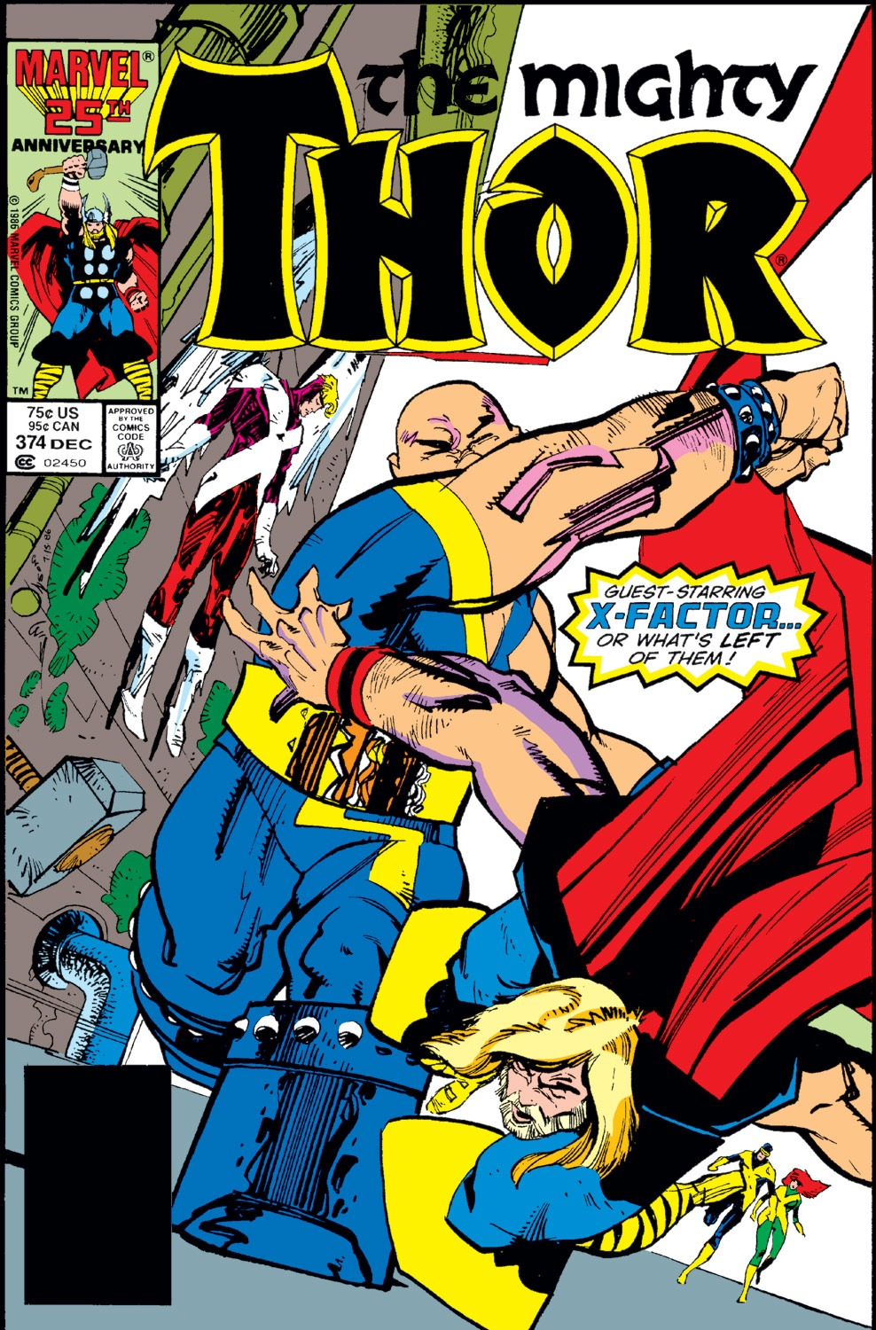 Thor (1966) 374 Page 1