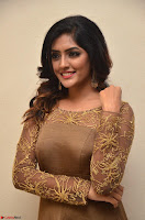 Eesha looks super cute in Beig Anarkali Dress at Maya Mall pre release function ~ Celebrities Exclusive Galleries 055.JPG