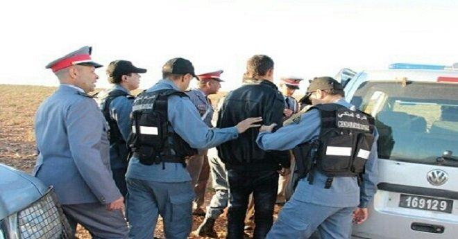 """اعتقال زعيم عصابة مهربين أجهزت على شخصين """"رميا بالرصاص"""" بتيزنيت"""