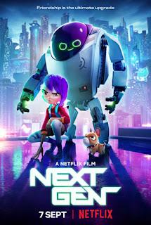 Next Gen  - filme