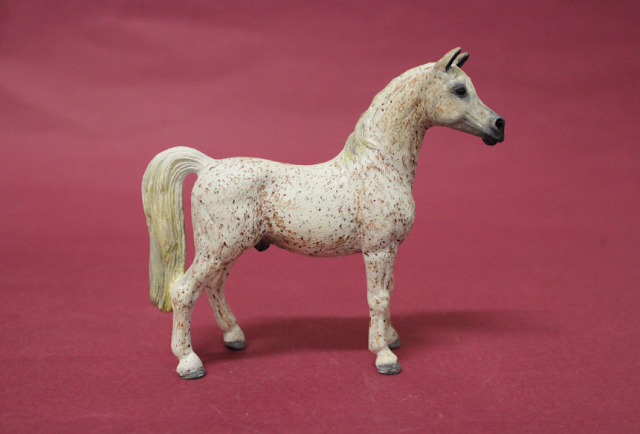 Ir Relevant Profoundities Model Horse Repaint Schleich