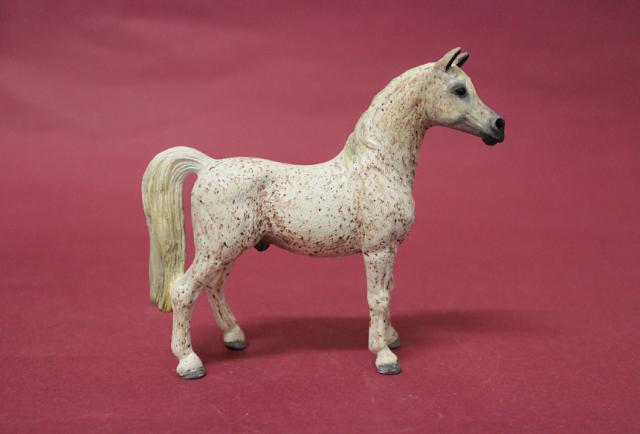 Irrelevant Profoundities Model Horse Repaint  Schleich