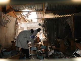 Lanzan granada a iglesia en Kenia