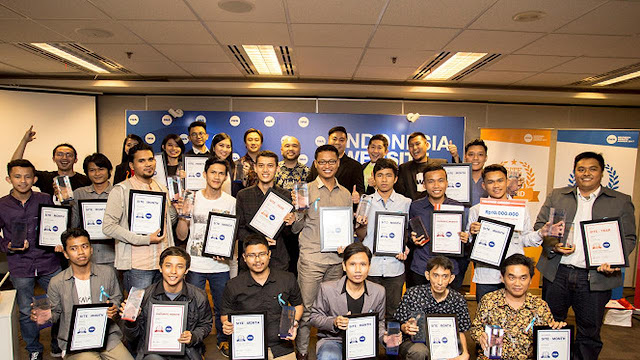Riswan.net Sukses Raih Penghargaan Indonesia Website Award (IWA) 2017