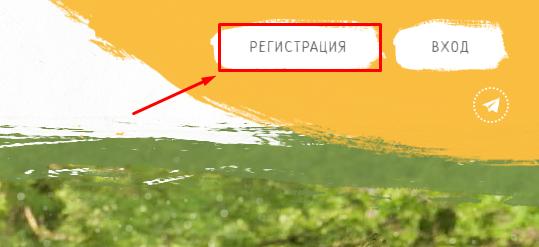 Регистрация в Tvorim Dobro