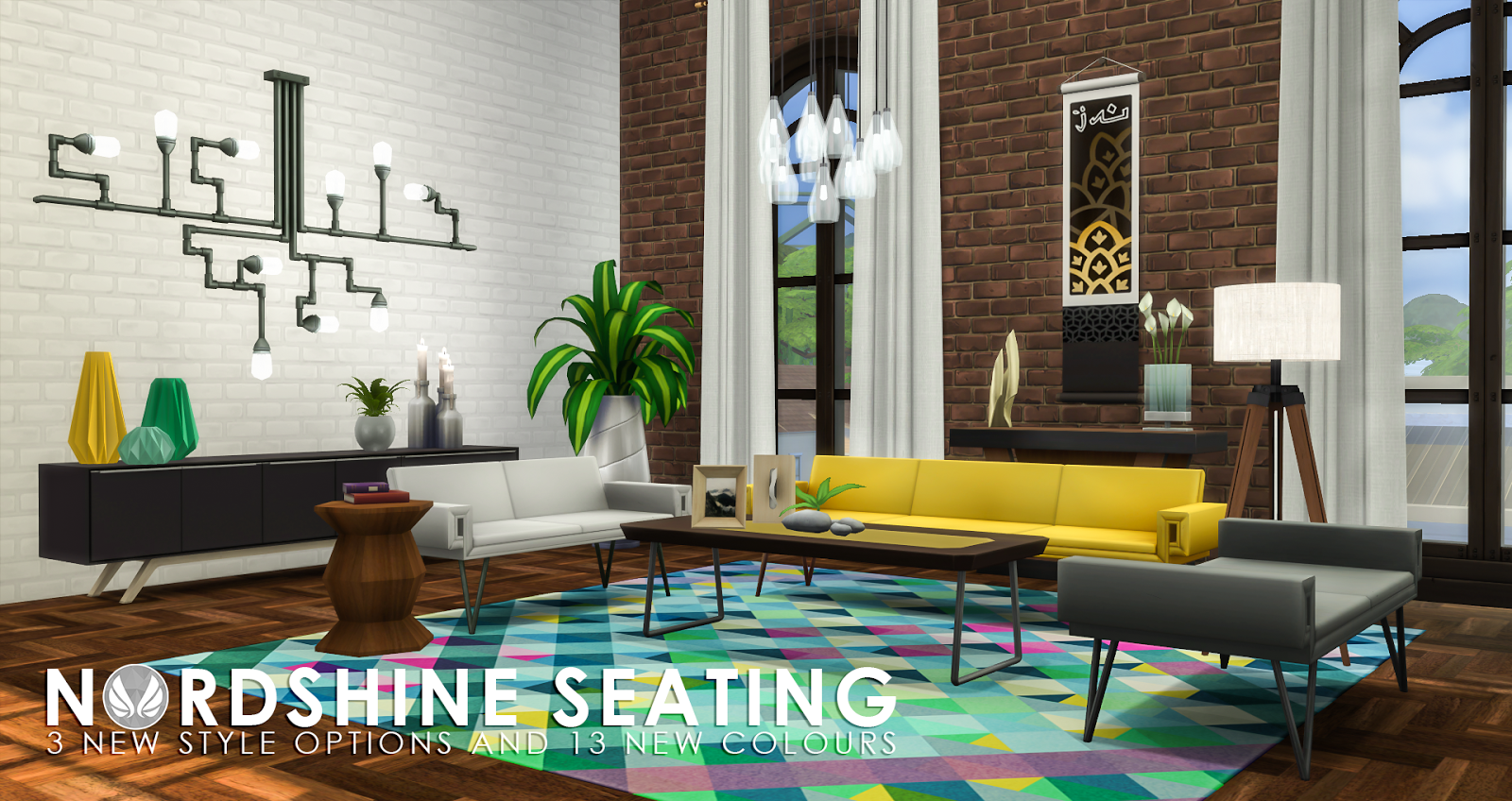 Nordshine Seating   City Living Add On