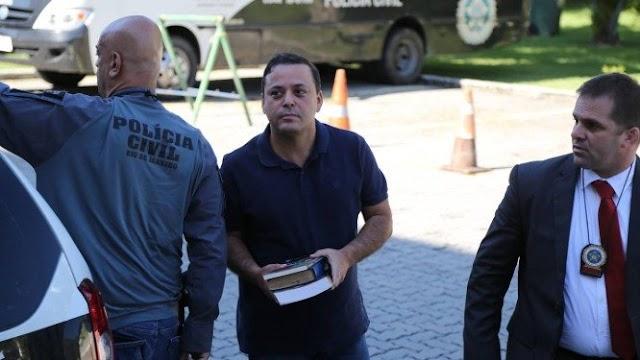 Prefeito de Niterói é preso em operação da Polícia Civil e do Ministério Público do Rio