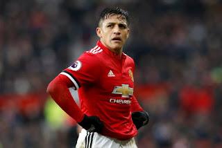 Legenda Menilai Sanchez Berusaha Terlalu Keras di Man United