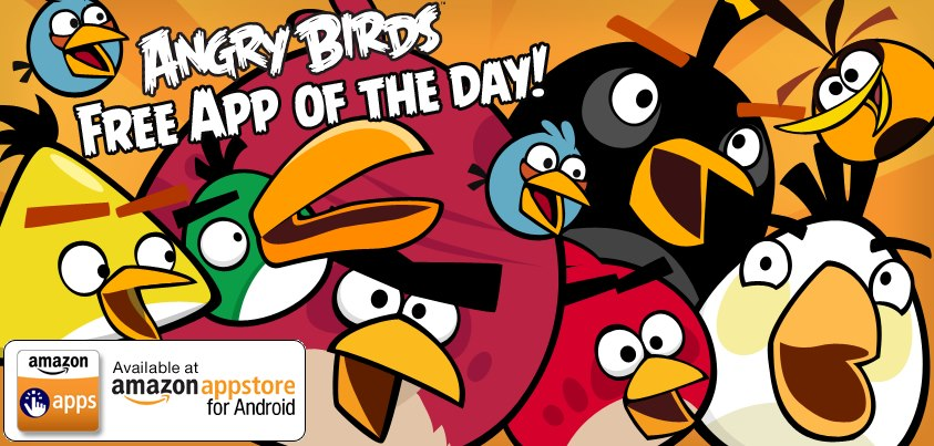 Free Download Angry Birds Android Amazon