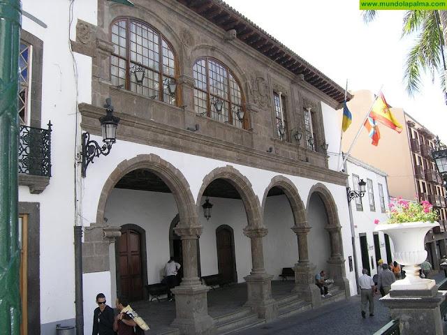 El Ayuntamiento de Santa Cruz de La Palma aprueba la liquidación del presupuesto 2019 para hacer frente al Covid-19