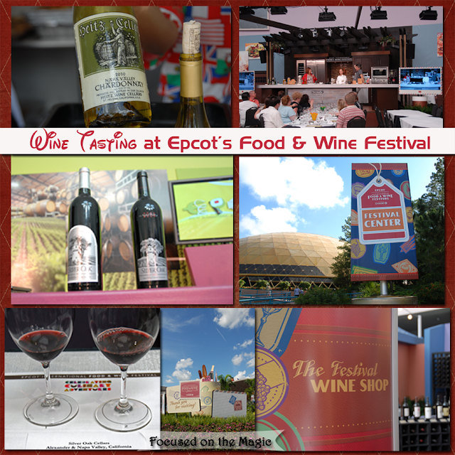 Epcot's Food & Wine Festival at the Walt Disney World Resort