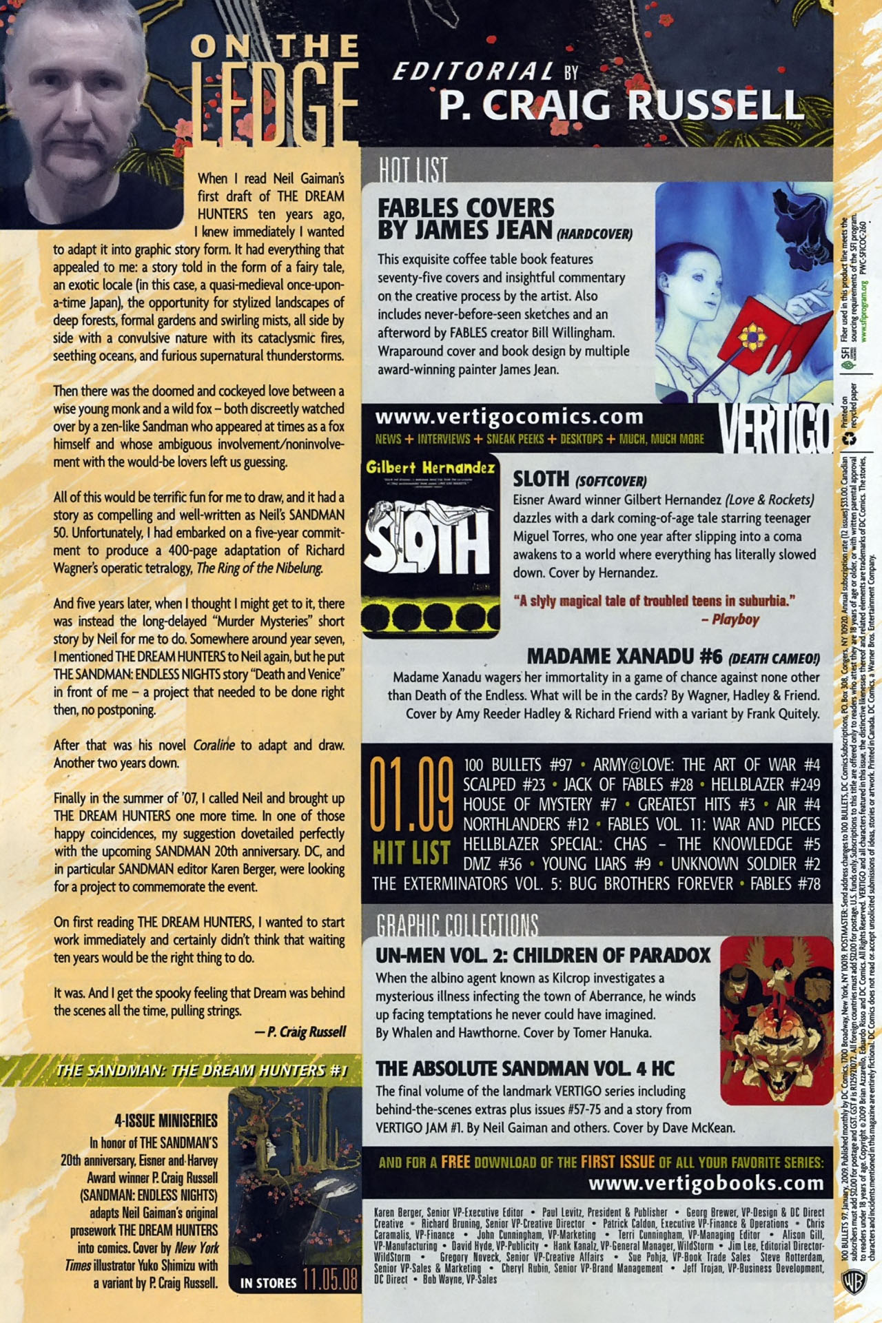 Read online 100 Bullets comic -  Issue #97 - 24