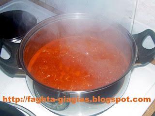 Κριθαράκι σούπα κοκκινιστή - από «Τα φαγητά της γιαγιάς»