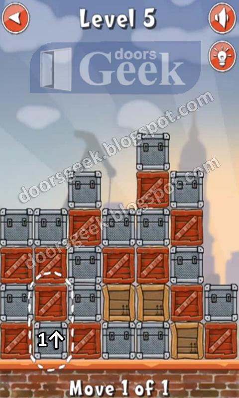 move the box hamburg level 5 doors geek. Black Bedroom Furniture Sets. Home Design Ideas