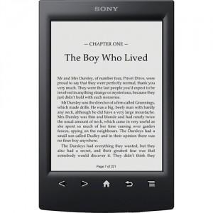 Sony PRS-T2 - nowy czytnik e-booków firmy Sony