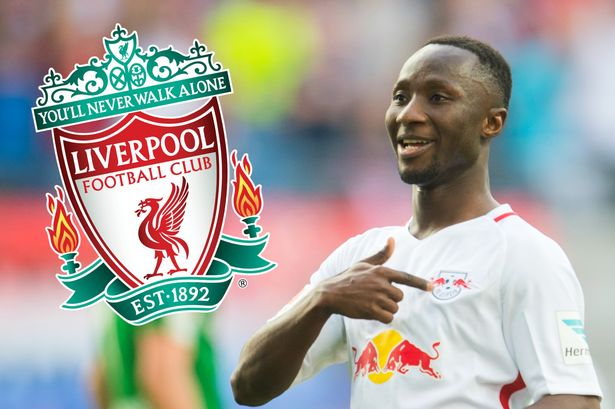 Liverpool end Naby Keita pursuit