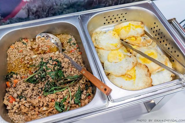 MG 9697 - 熱血採訪│台中第1間泰國流水蝦就在泰夯蝦!全台首創18米玻璃透明LED水道,還有熟食沙拉熱炒海鮮時蔬甜點冰淇淋吃到飽