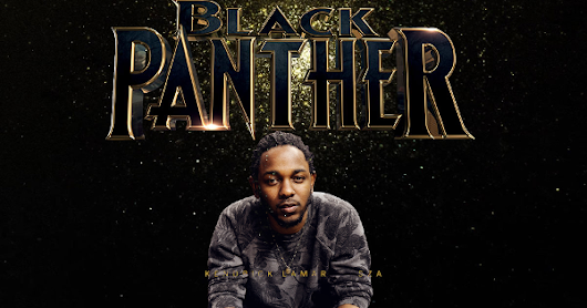 Hyped! | Kendrick Lamar is producing the 'Black Panther' soundtrack