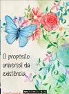 O Proposito Universal da existencia: Cura e Autocura pdf - Andréia Lucia