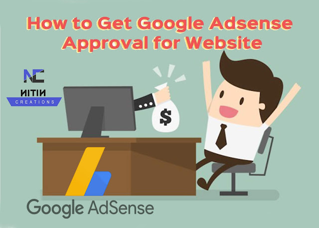 How To Approve Google Adsense For Website