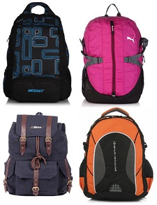 Steal Deal: Min 50% to 60% Off on Branded Backpacks (Puma, American Tourister, Wildcraft) @ Jabong