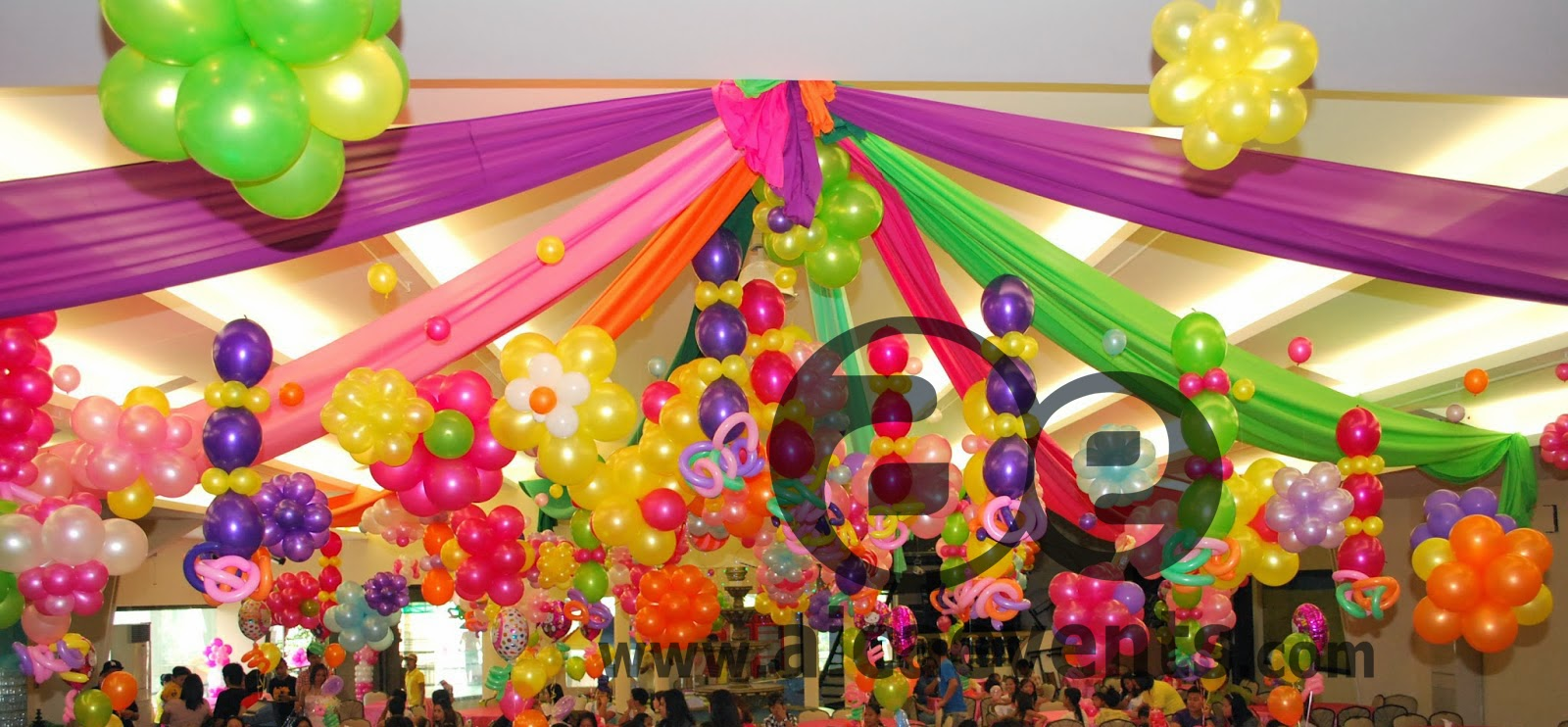 Aicaevents India Hello Kitty Themed Birthday Party Decorations