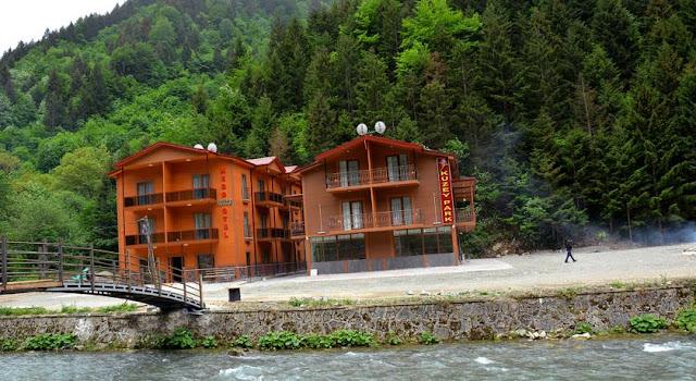 فندق كوزاي بارك اوزنغول |افضل