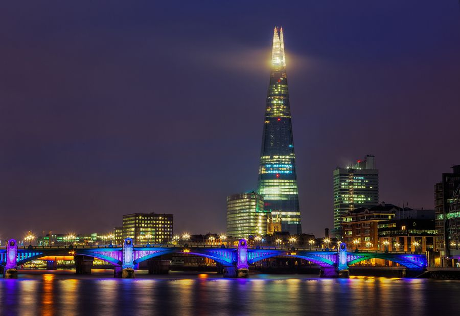 24. London - Modern Skyline by Jon Reid