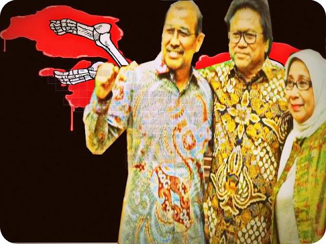 Oesman Sapta Odang, Nono Sampono dan Damayanti Lubis Wajib Perhatikan Papua