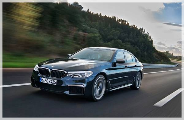 2018 BMW 550i xDrive Price Specs and Release Date