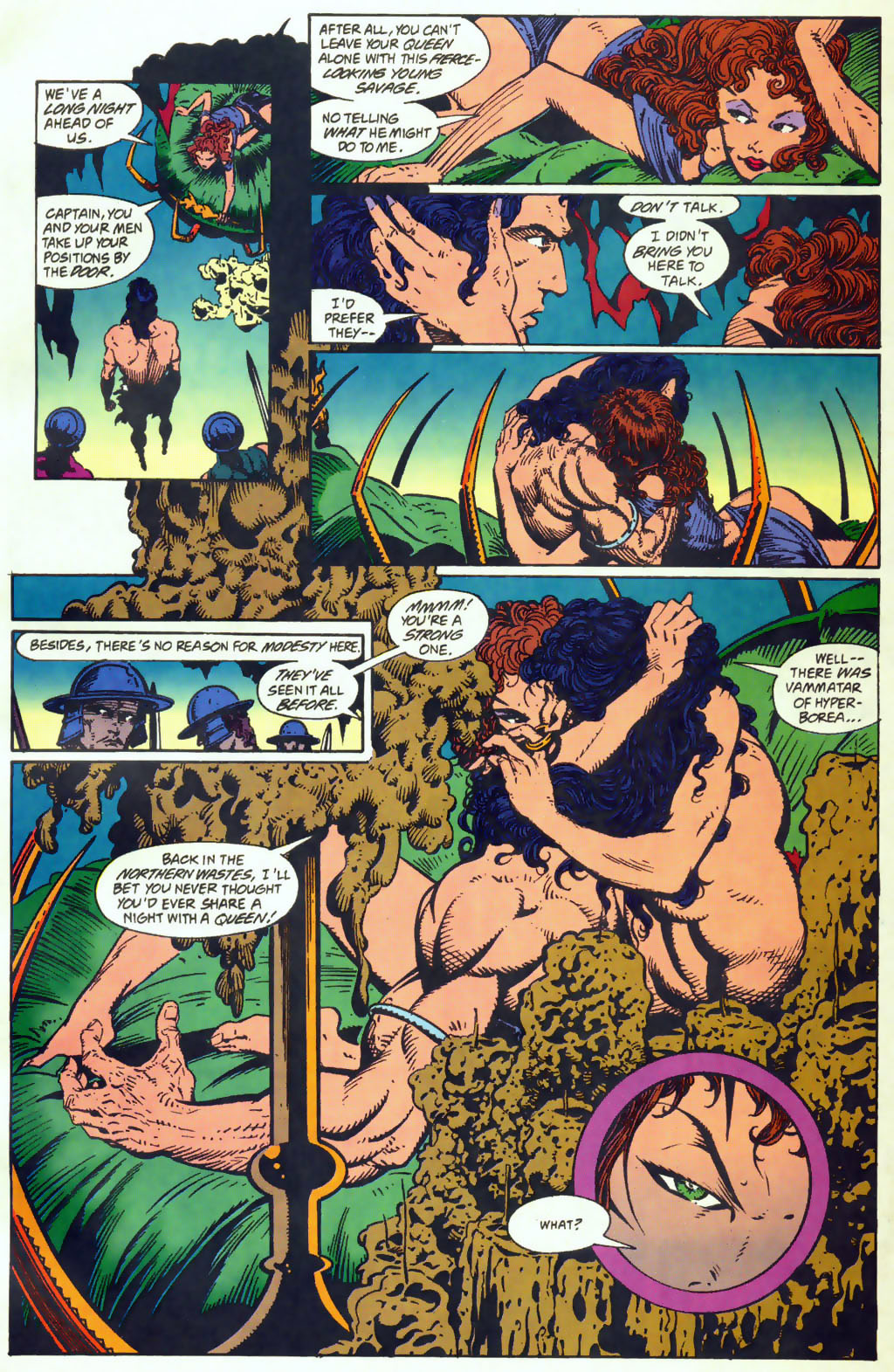 Read online Conan the Adventurer comic -  Issue #10 - 7