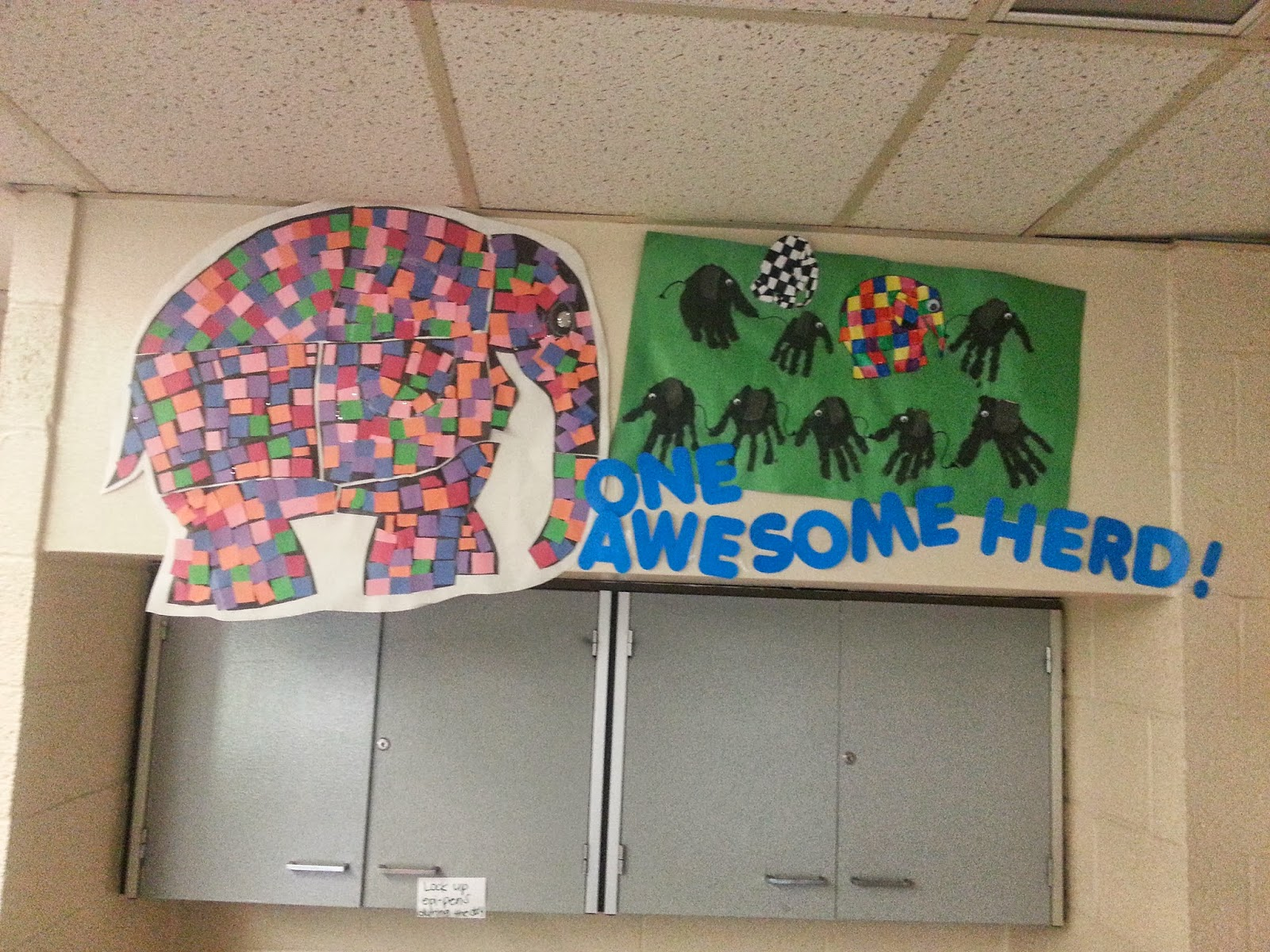 Mrs Bell S Classroom And Mommy Blog Elmer The Elephant